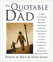 Cover of: The quotable dad