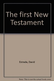 The first New Testament
