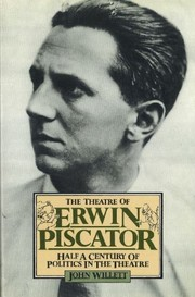 Cover of: The theatre of Erwin Piscator