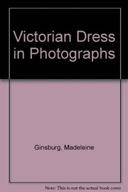 Victorian dress in photographs