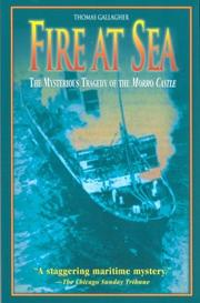 Cover of: Fire at sea
