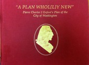 Cover of: A plan whol[l]y new | Richard W. Stephenson