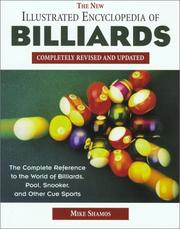 Cover of: The New Illustrated Encyclopedia of Billiards | Michael Ian Shamos