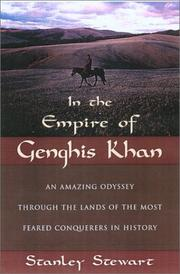 Cover of: In the empire of Genghis Khan