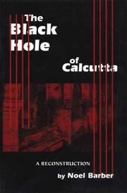 Cover of: The Black Hole Of Calcutta