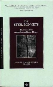 Cover of: The Steel Bonnets | George MacDonald Fraser