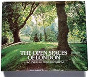 Cover of: The open spaces of London | Alec Forshaw