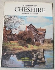 Cover of: A history of Cheshire | Dorothy Sylvester