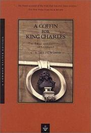 Cover of: A coffin for King Charles: the trial and execution of Charles I