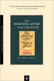 Cover of: The Morning After ... and Long After