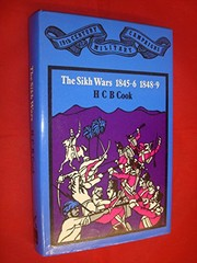Cover of: The Sikh Wars | Hugh C. B. Cook
