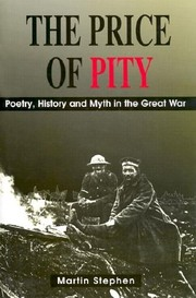 Cover of: The price of pity | Martin Stephen