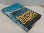 Cover of: The British aircraft carrier