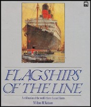 Cover of: Flagships of the line | Milton H. Watson