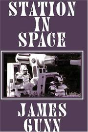 Cover of: Station in Space | James E. Gunn