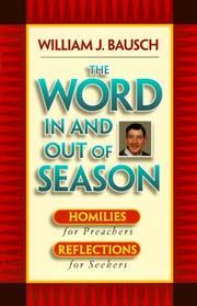 Cover of: The Word In and Out of Season