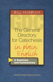 Cover of: The general directory for catechesis in plain English