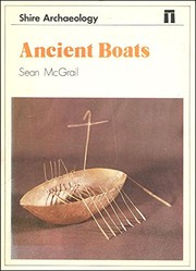 Cover of: Ancient boats