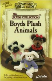 Cover of: Boyds Plush Animals 2001 Collector