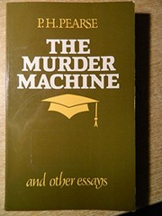 Cover of: The murder machine and other essays
