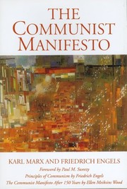 Cover of: The Communist manifesto / Karl Marx and Friedrich Engels