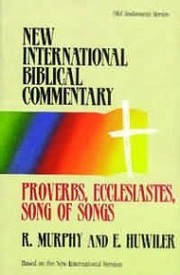 Cover of: Proverbs, Ecclesiastes, Song of Songs