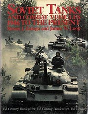 Cover of: Soviet tanks and combat vehicles | Steve Zaloga