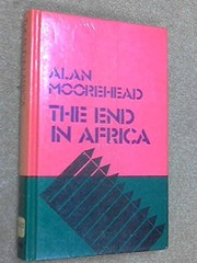 Cover of: The end in Africa