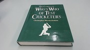 The complete whos who of test cricketers