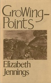Cover of: Growing-points | Elizabeth Jennings