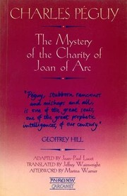 Cover of: The mystery of the charity of Joan of Arc