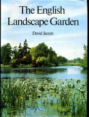 Cover of: The English landscape garden