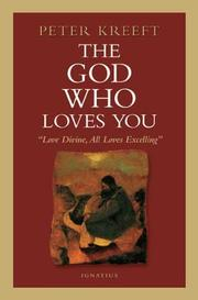 Cover of: Knowing the truth of God's love