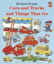 Cover of: Cars, Trucks and Things That Go