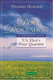 Cover of: Dove descending