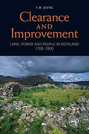 Cover of: Clearance and improvement
