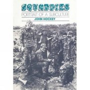 Cover of: Squaddies | John Hockey