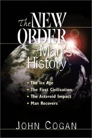 Cover of: new order of man