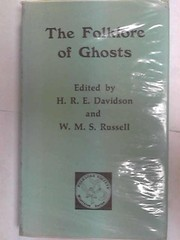 Cover of: The Folklore of ghosts
