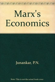 Cover of: Marx