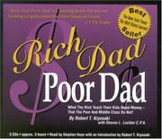 Cover of: Rich Dad Poor Dad: What  the Rich Teach Their Kids  about Money¿that the Poor and the Middle Class Do Not! (Rich Dad's)