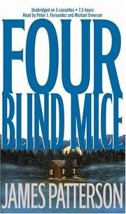 Cover of: Four Blind Mice | James Patterson