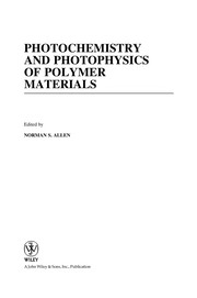 Cover of: Handbook of photochemistry and photophysics of polymer materials |