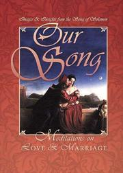 Cover of: Our song |