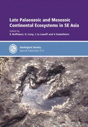 Cover of: Late Palaeozoic and Mesozoic ecosystems in SE Asia |