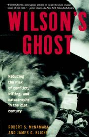 Cover of: Wilson's ghost