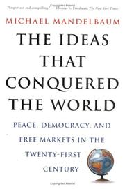 Cover of: The Ideas that Conquered the World
