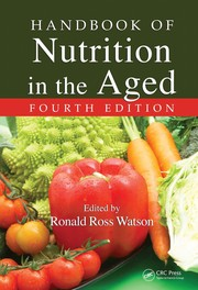 Cover of: Handbook of nutrition in the aged