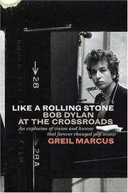 Cover of: Like A Rolling Stone