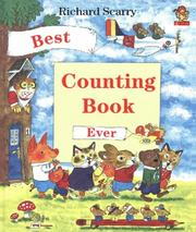 Cover of: Best Counting Book Ever